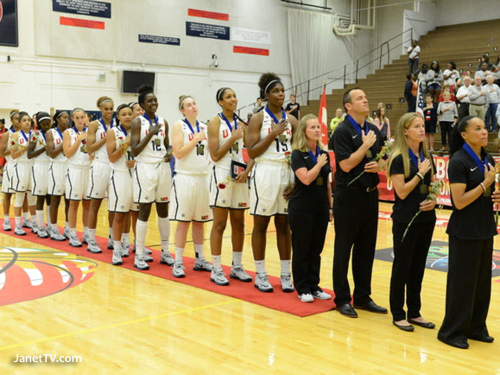 USA Women's U18 National Team To Play Brazil, Guatemala ...