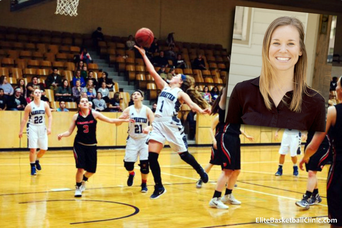 Elite Basketball Clinic Coaches Tip 9 From Coach Sarah
